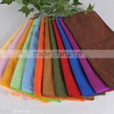 40*40cm microfiber cleaning towel for electronic products/instrument and equipment /jewel/clock/home application
