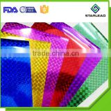 Factory Price Colorful Metallized Paper, Metallic Laser Paper for Gift packing                                                                                                         Supplier's Choice