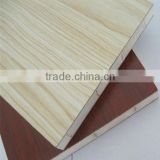 Customized Laminated Wood Boards / Blockboards Type and E1 Formaldehyde Emission Standards