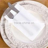 Biodegradable disposable Cutlery Napkin/Prefold airlaid napkin Paper Pocket