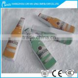 free sample high quality 100% cotton magic coin compressed towel