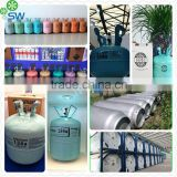 OEM brand R406a refrigerant gas for air-conditioner