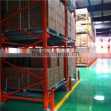 Adjustable Power Coated Radio Shuttle Racking System Made In China