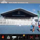 10x30m Popular selling steel frame structures arch Tent for Exhibition
