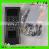 New Arrival Webserver Recording Fingerprint Time Attendance And Access Control ( Hf-F18)