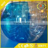 Factory direct sales human inflatable bumper bubble ball,buddy bumper ball Human Bubble bumper Ball for kid and adult
