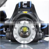 2000LM XM-L T6 LED Rechargeable 18650 HeadLamp Head light Torch Flashlight China