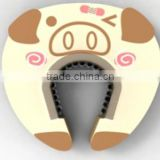 Babymatee Baby furniture safety decorative rubber door stopper baby door stopper
