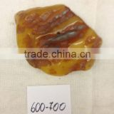 Natural baltic amber stone 600-700 polished