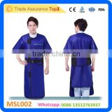 MSL002-i light weight medical x-ray radiation protection apron lead-free aprons radiation protection