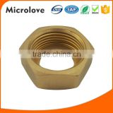 Metric metal hexagon manufacturer brass nut