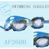 2015 new design of swimming goggles made of high quality material, adult swim goggles