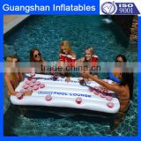 custom pool float inflatable beer pong air mattress