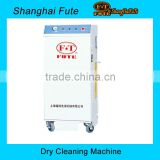 Professional automatic or manual laundry steam generator