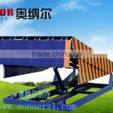 hydraulic dock ramp for cold room