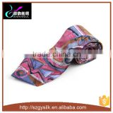 High Quality Custom Digital Printing Silk Tie                                                                         Quality Choice