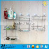 Wholesale 3 Tier Metal Wire Shower Caddy Bathroom Rack, bathroom rack for soap