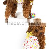 safety lovable led flashing dog clothes