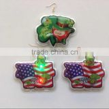 bob trading new item hot item promotion gifts national flag Flash earing