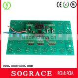 HASL 94V0 rigid bare printed circuit board PCB