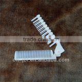 bamboo head lice comb and antistatic hair comb