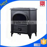 Super efficient cast iron wood burning stove for sale
