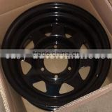 hot sale 4x4 steel wheel rim for off-road vehicles