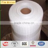 Fiberglass mesh reinforced tile backer board