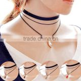 IN STOCK highquality Hot popular Sexy Black girl chocker Necklace Wholesale                                                                         Quality Choice