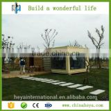 HEYA INT'L prefabricated green container house for resort plans                                                                         Quality Choice