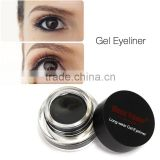 Music Flower M1009 Makeup Cosmetics Gel Eyeliner With Brush Easy To Wear Fast Dry Waterproof Liquid Eyeliner For Eyes