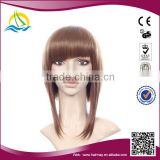 New fashion style High Temperature Fiber periwig