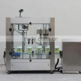 Full-automatic single head (drum) screw capping machine