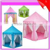 Factory wholesale Pink Teepee tent Kids Children Play Indian Teepee tent