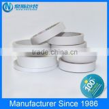 2.4cm*17m 24cm*30m white color water adhesive double sided tape, double sided fabric adhesive tape
