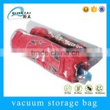 Clothes storage folding hand roll vacuum sealer bag