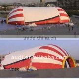 giant facet inflatable tent australia marquee/outdoor inflatable tent for sale/giant inflatable dome tent price