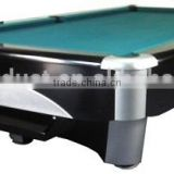 Modern style 9ft salte billiard pool table solid wood nine ball pool table with auto ball return system