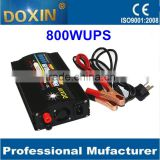 solar power 800watts dc to ac home ups inverter with advanced functions competitive quotation
