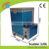 Food processing equipment chicken meat cutting machine ,chicken feather plucking machine ,chicken scalder machine for sale