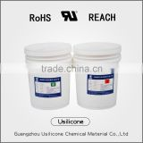 silicone encapsulant adhesive with thermal conduction