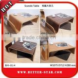 Wooden Center Table, Modern Center Table, Living Room Center Table