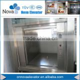 0.4m/s Dumbwaiter Elevator/Small Food Elevator with VVVF Control