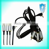 New brand metal head AV cable for PSP2000