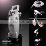 5 In 1 Cavitation Machine Osano Vacuum Roller Massage Machine For Cellulite Therapy With Ultrasound Cavitation 40K Handle Treatment For Sale 40hkz
