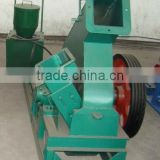 Disk type wood slicer and wood chipper