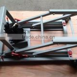 Durable epoxy powder coated Welded Steel Hydraulic Motor Repair rack OEM available exported to US