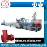 Inquiry about Top quality pp fibrous tape drawing machine