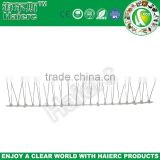 polycarbonate bird barrier plastic birds off spike fence steel humane bird control repels
