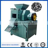 Engineers overseas avaliable Many optional outlet shapes hemp palm briquette machine